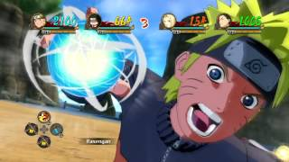 PS3 Longplay [161] Naruto Shippuden Ultimate Ninja Storm Revolution