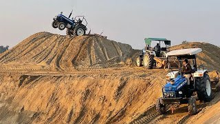 New Holland 3630 Special Edition vs 3630 Super Plus vs 3600 TX Dolu Karaha Competition #newholland