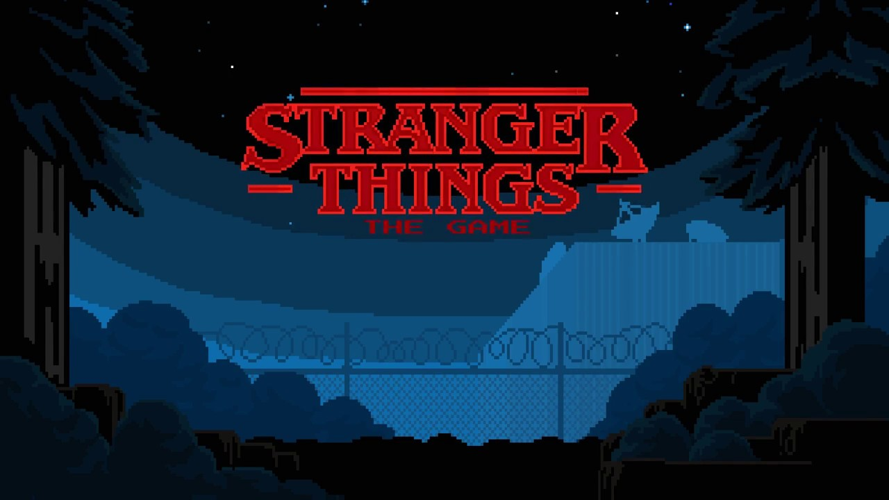 Netflix Goes Retro With Stranger Things Video Game To Promote