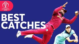 Best Catches of 2019 Cricket World Cup! | Final Edition | ICC Cricket World Cup 2019