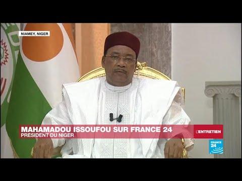 Exclusif - Mahamadou Issoufou: