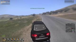 ARMA 3 my women draven a car fore 2t tame in arma3
