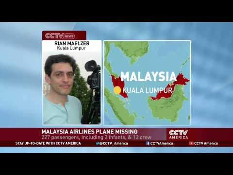 Breaking News: Malaysian Airlines Loses Contact with Passenger Jet