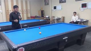 Billiards Vietnam. Thanh Tự vs Thanh Lực, Bán kết bida Út Nhi