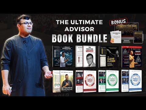 Dr. Sanjay Tolani Books   The Ultimate Financial Advisor Book Bundle   Insurance Agent Books