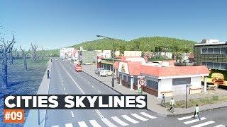 Cities Skylines 2019 | #09 | Pożar nad jeziorem