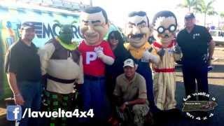 La Vuelta a Puerto Rico en 4x4. 25TA ETAPA MAYAGUEZ - ANASCO. 5 mayo 2013