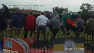Arsenal Tula - Spartak Moskva (Russia, 21-5-2017)