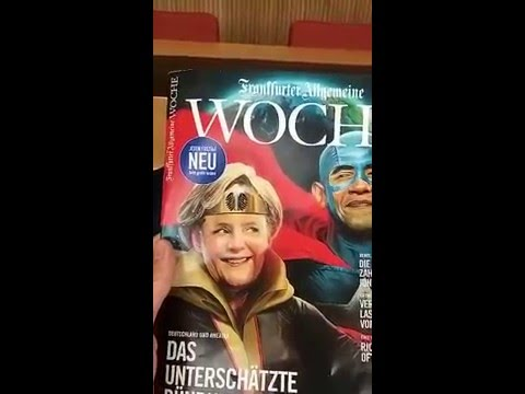"""Snapchat TäTho: Wie gut ist das """"Frankfurter Allgemeine Woche""""-Magazin?"""