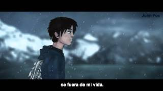 Gambar cover Bruno Mars - When I Was Your Man HD ( Animated Love Story - Sub Español )