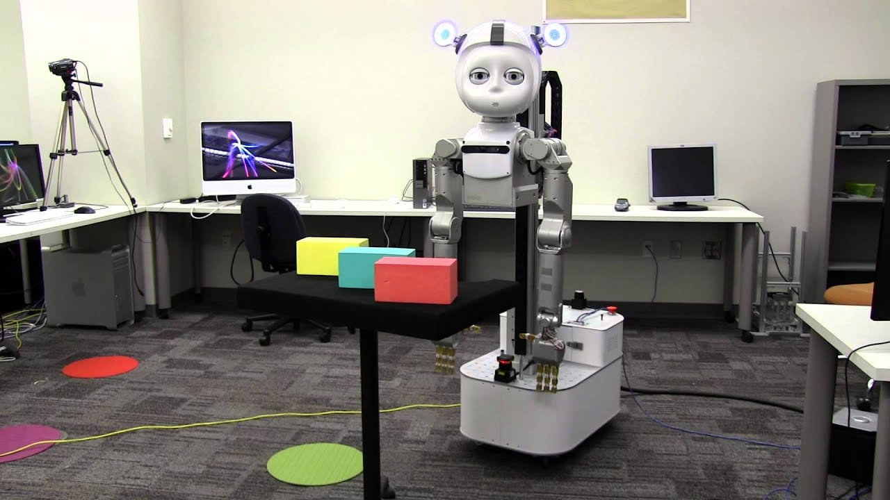 Meet Georgia Tech's New Robot