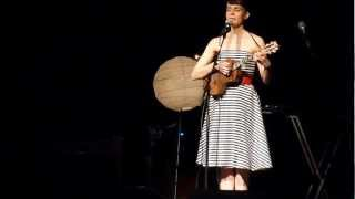 Anna Depenbusch - Vom Leben als Gespenst - LIVE - München 11. März 2013