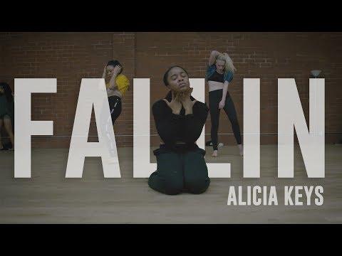 Fallin  Alicia Keys  Janelle Ginestra Choreography