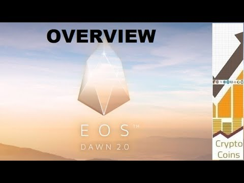 Overview: EOS (EOS) the Infrastructure for Decentralised Applications. Should you invest?