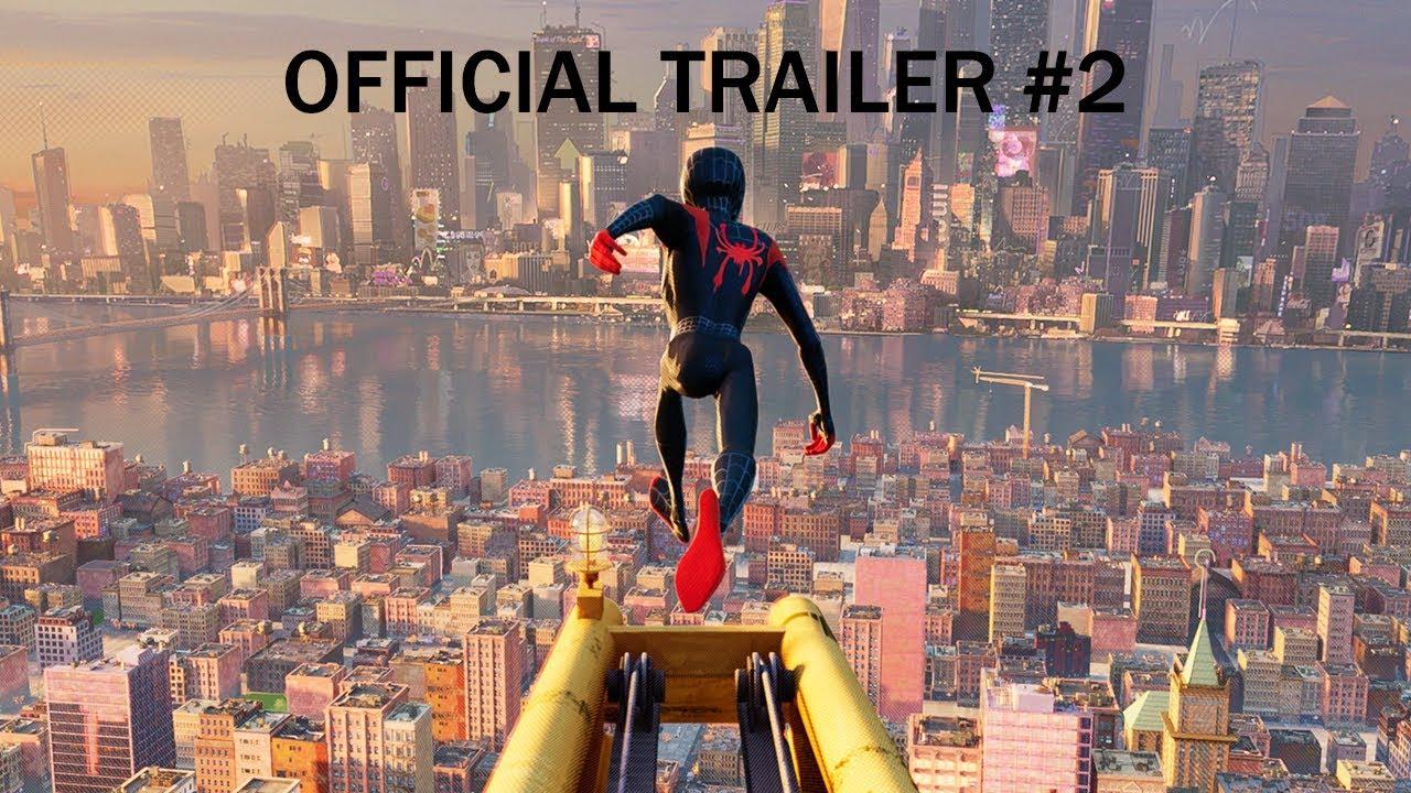 Spider-Man: Μέσα στο Αραχνο-Σύμπαν - Official Trailer #2 (υποτιτλισμένο)