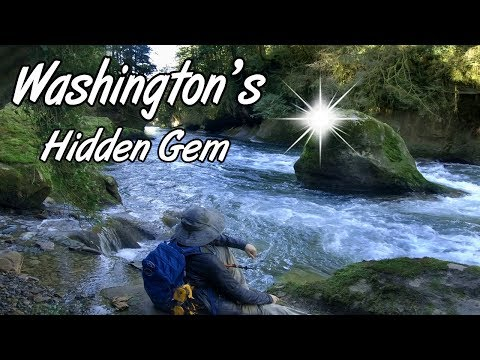 The Hidden Gem Of Washington: Black Diamond's Green River Gorge