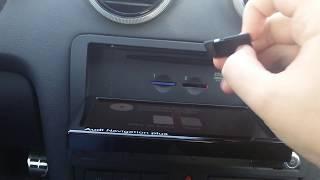 Audi MMI Navigation plus RNS-E LED Review
