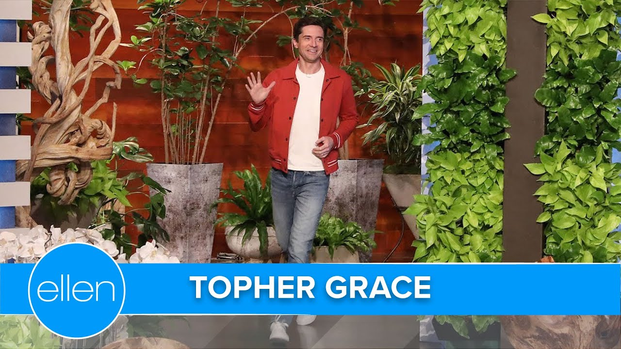 New Dad Topher Grace Realized He Made a Mistake with New TV Show