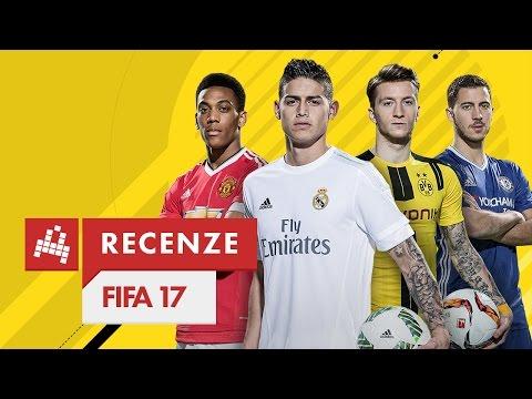 RECENZE ► FIFA 17