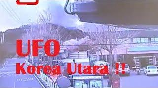Pesawat Aneh Yang Terbang dari Korea Utara Ini Ternyata UFO - Video Unik dan Aneh