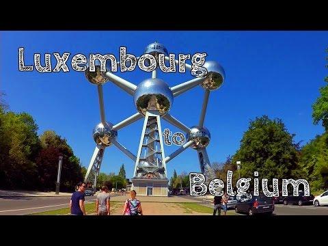 Luxembourg  to Belgium HD