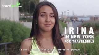 Irina from Kyrgyzstan – Travelgirls.com