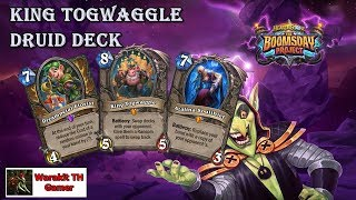 Boomsday project : Druid Togwaggle ราชาสลับกอง part 1