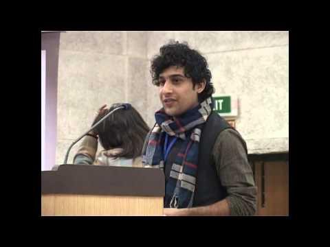 Nitin Soni @ Delhi Poetry Festival - Season 2 (Day 2)