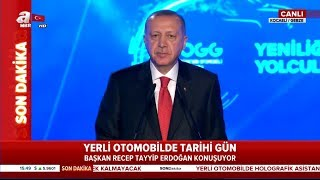 Başkan Erdoğan'dan Asgari Ücret Açıklaması:
