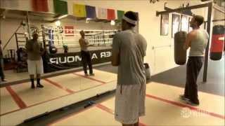 Liev Schreiber - The Sabertooth Workout