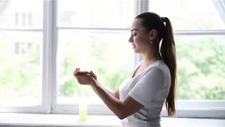Расслабляющий массаж. Гипнотизирующее видео