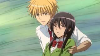 ♥Усуи и Мисаки ♥(аниме + мама) = мама заругает