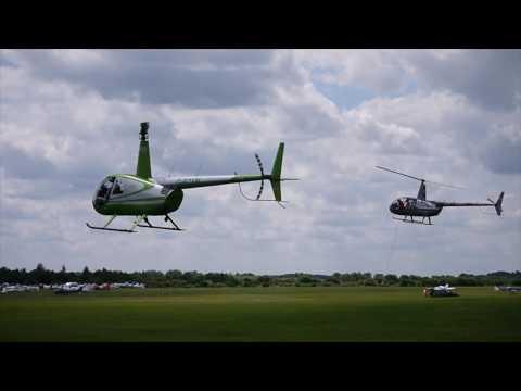 UK AeroExpo 2017 - Wycombe Air Park