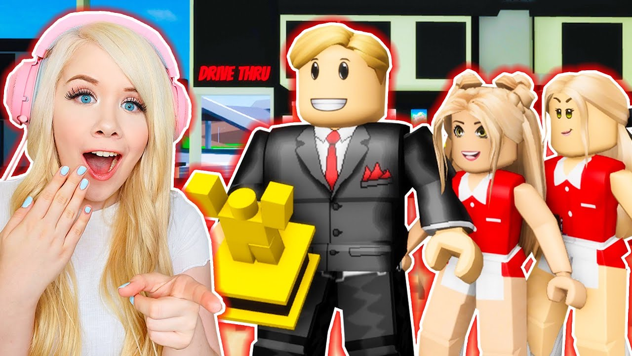 EMPLOYEE OF THE MONTH IN BROOKHAVEN! (ROBLOX BROOKHAVEN RP)