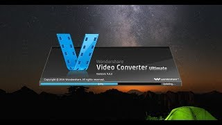 The best audio/video format convert software Download & Install (Wondershare)