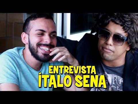 TEREZA DO POVO - Entrevista Ítalo Sena | Tá Gravando