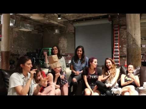 Cimorelli interview for LULLANAS