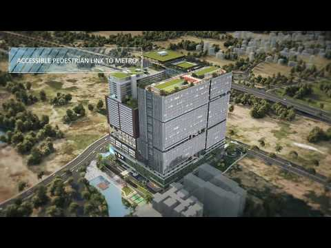 sas-itower:-tallest-commercial-building-in-hyderabad-|-mixed-use-development-building