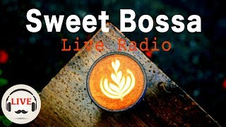 Download Sweet Bossa - Smooth Jazz Instrumental Rainy Mood - 24/7 Live Mp3 and Videos