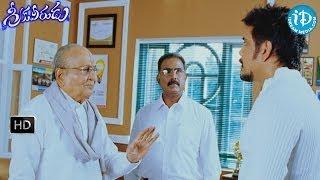 Greeku Veerudu Movie - Nagarjuna, MS Narayana, K Viswanath Comedy Scene