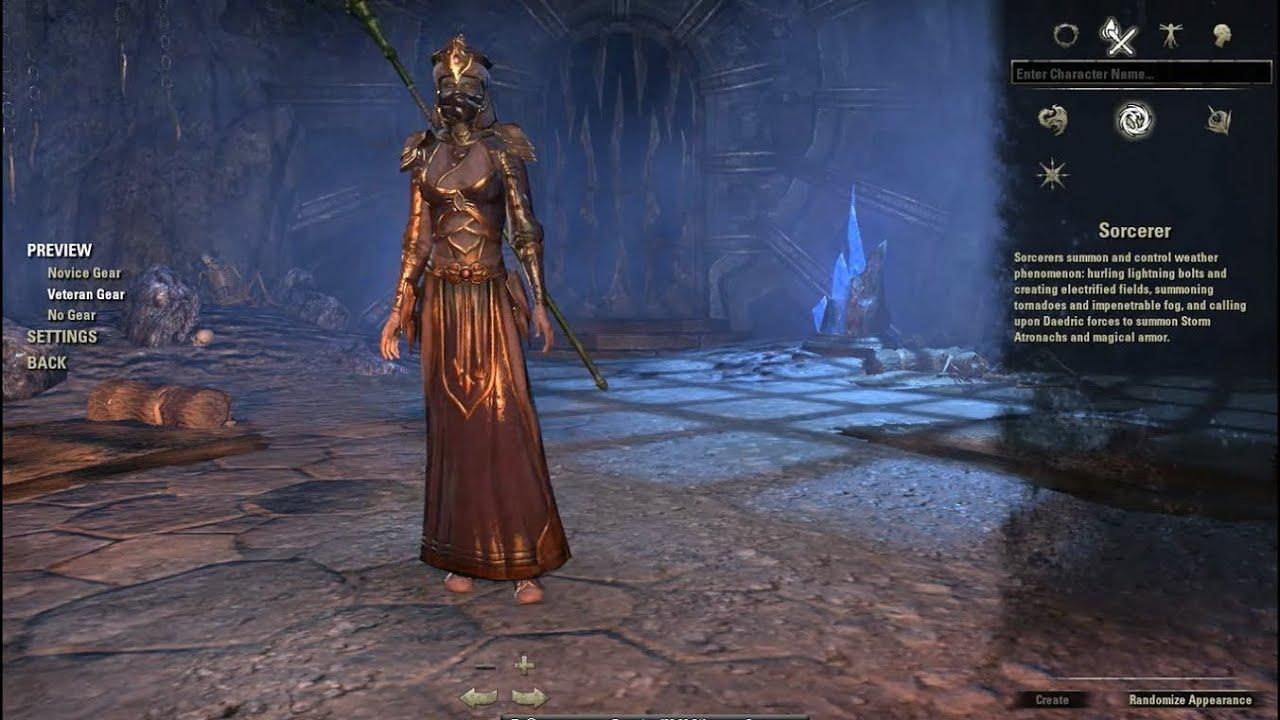 Elder Scrolls Online Redguard Armor Styles & Skills Tree ... Play Elder Scrolls Redguard Online