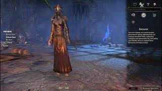 Elder Scrolls Online Redguard Armor Styles & Skills Tree Racial