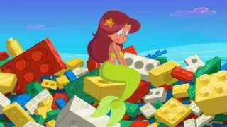 Zig & Sharko - Silly builders (S01E24) _ Full Episode in HD