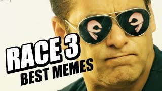RACE 3 MEMES Reaction Video