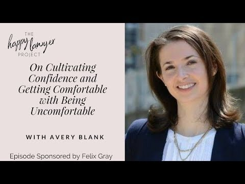 HLP054 - On Cultivating Confidence and Getting Comfortable with Discomfort with Avery Blank