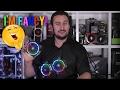 Thermaltake Riing Plus 12 LED RGB Premium Edition - Mmm Pretty Lights!