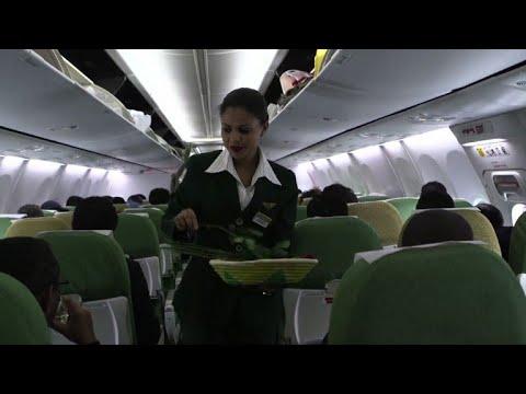 AFP: Premier vol en vingt ans entre l'Ethiopie et l'Erythrée