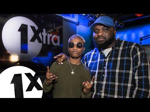Wizkid - Afrobeats biggest star on BBC Radio 1Xtra