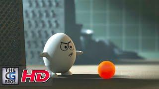"CGI 3D Animated Short: ""A Bad Egg"" - by Simon Stojanovski & Kristina Trajcheska"