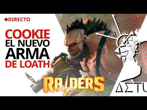 🔴 Raiders of the Broken Planet: Hades Betrayal - Cookie: El Nuevo Arma de Loath